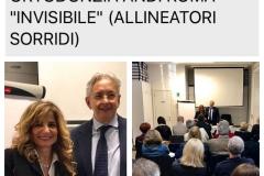 """Corso ANDI ROMA """"Ortodonzia invisibile Allineatori Sorridi"""""""