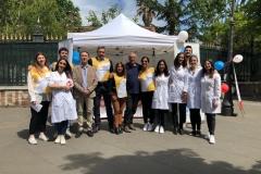 ORAL CANCER DAY 11 MAGGIO 2019 ROMA